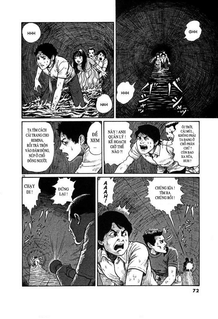 Jigokusei Lemina chap 2 trang 26