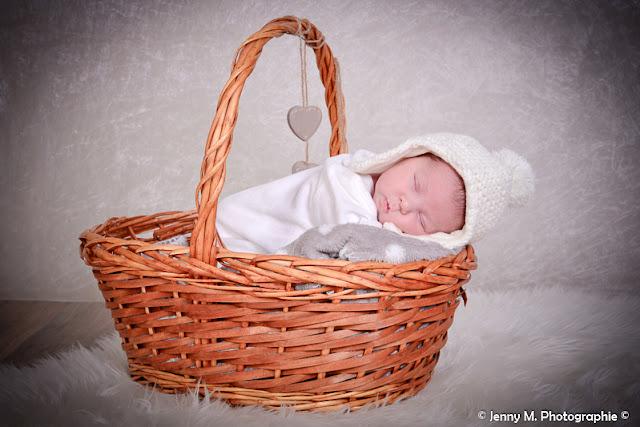 photographe bébé la roche sur yon vendée 85 la chaize le vicomte