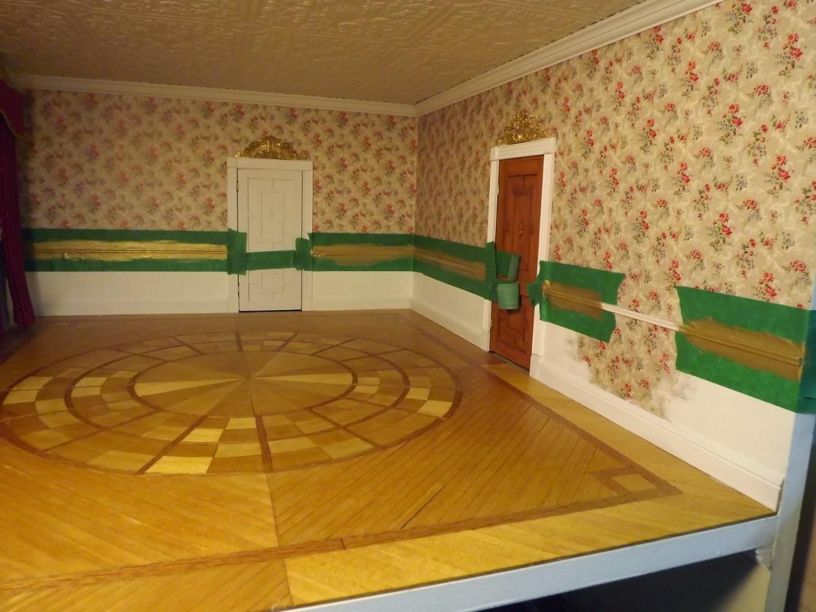 """Miniature /""""WAITERS/"""" Kitchen Floor Rug Door Mat DOLLHOUSE 1:12"""