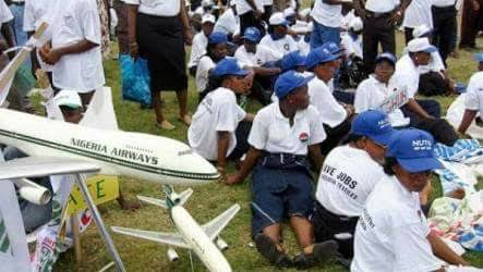 Aviation Union Threatens To Stop Nigeria Air