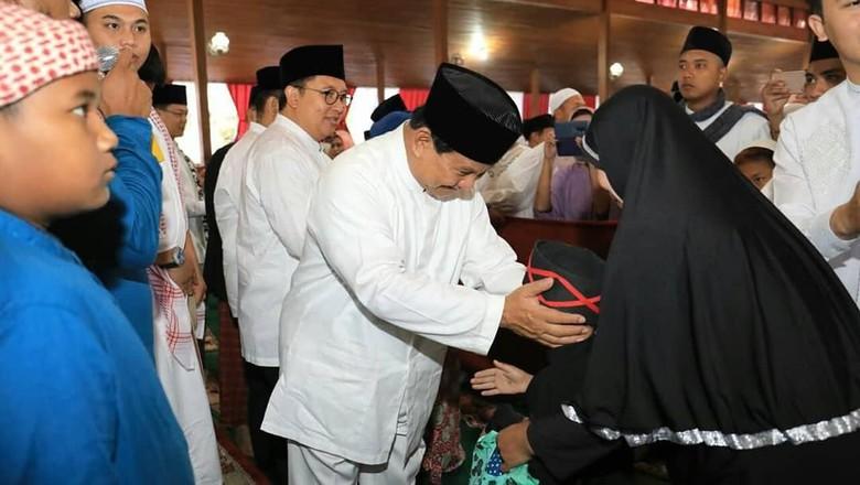 Viral! Pengakuan Tetangga Prabowo Patahkan Tudingan Tidak Merakyat