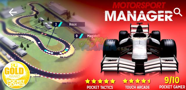 Oferta de la semana: Motorsport Manager Handheld $1 Mx