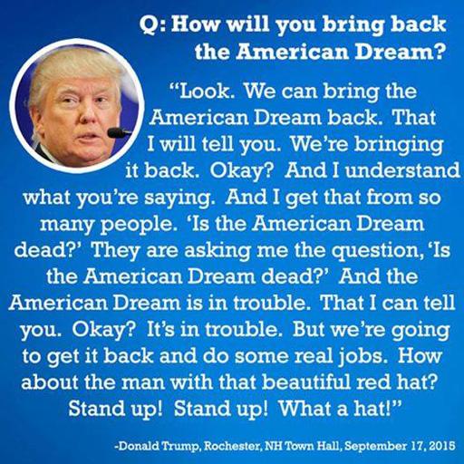 American dream is dead essay