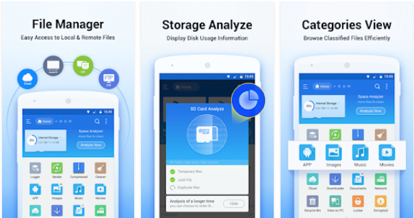 ES File Explorer File Manager - Screenshots