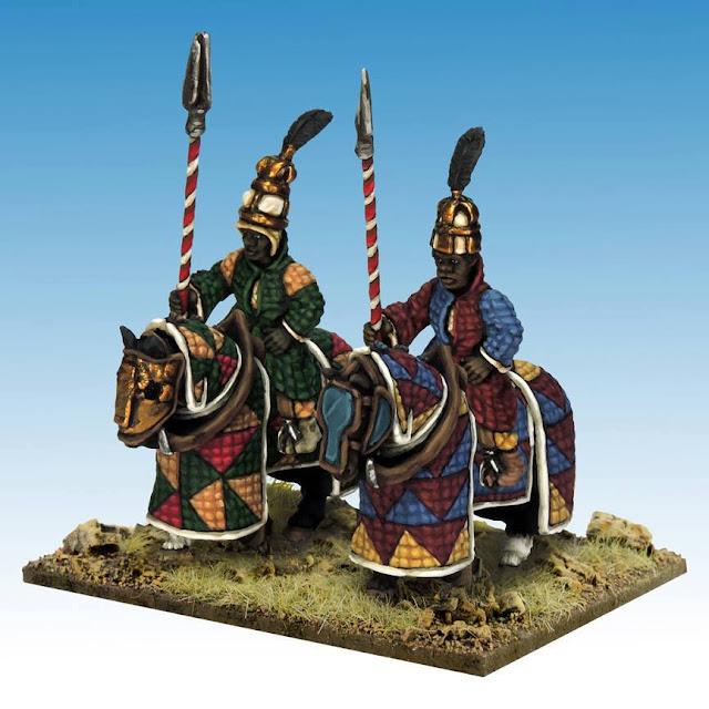 Savannah Knight - Bornu African Knight Miniatures