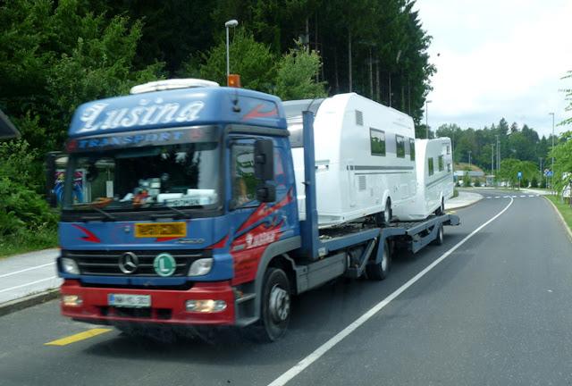 Visita Fábrica caravanas Adria. Ruta en autocaravana por Eslovenia