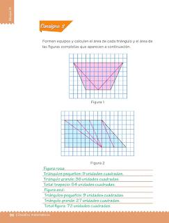 Respuestas Apoyo Primaria Desafíos Matemáticos 5to Grado Bloque III Lección 51 ¿Qué cambia?