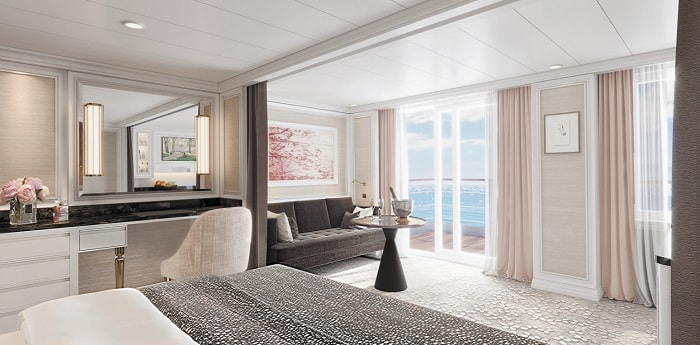 The Concierge Suite - Regent Seven Seas Cruises®