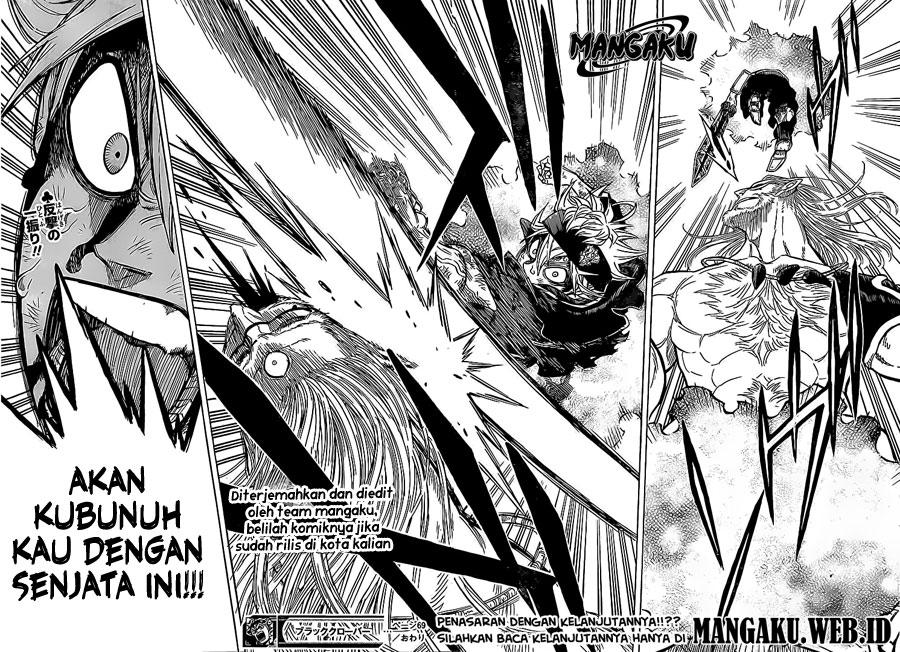 Baca Manga Black Clover Chapter 69 Bahasa Indonesia