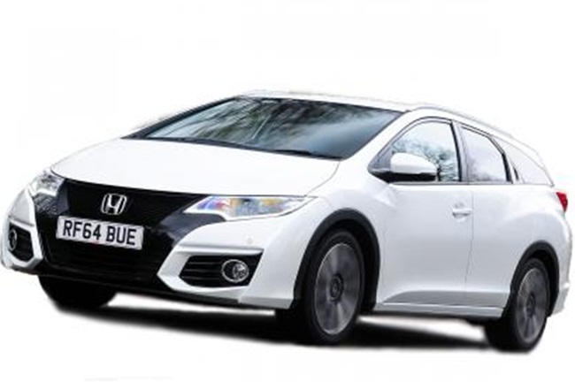 Honda Civic Tourer 1.8 i-Vtec S 5dr