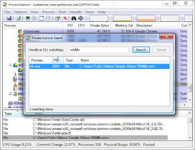 كيفية حذف أو نقل أو إعادة تسمية الملفات المؤمنة في ويندوز