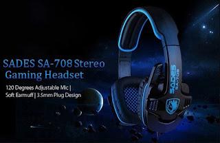 Headset Gaming Murah Berkualitas Dibawah 300 Ribu