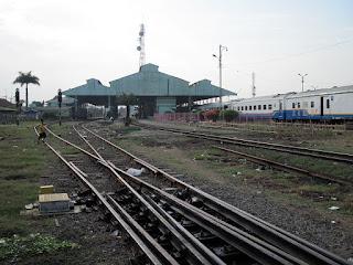 Daftar Jadwal Kereta di Stasiun Cikampek
