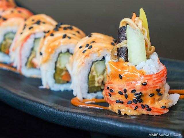 Olala Roll Sushi Nobu (Shabu Nobu)
