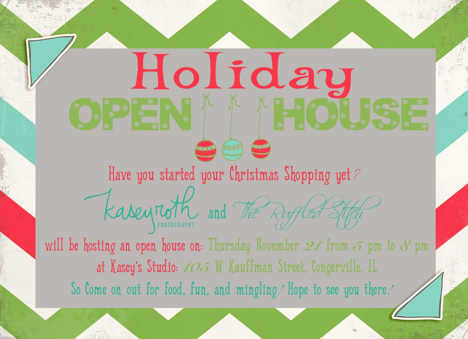 Wonderful Open House Invitation Template Pictures Inspiration ...