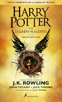 Harry Potter Legado Maldito rowling