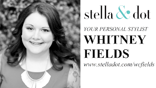 Personal Stella & Dot Stylist, Whitney Fields