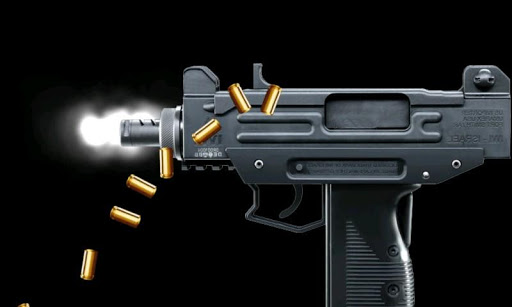 Weapon Guns Wallpaper: UZI 9MM FULLY AUTO