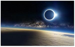 Inilah Jadwal Waktu Pelaksanaan Shalat Gerhana Matahari 9 Maret 2016