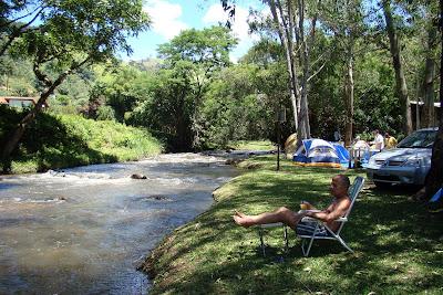 camping em Joanópolis
