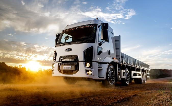 Ford anuncia fim da produção e comercialização de caminhões no Brasil e na América Latina