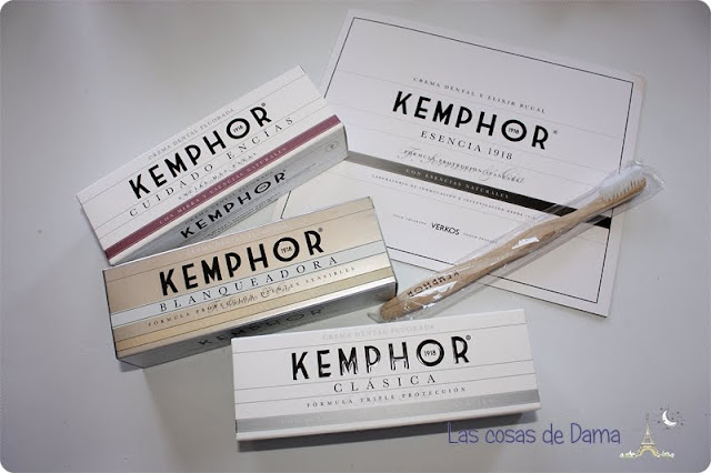 1º Meet & Beauty en Madrid kemphor