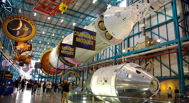 International Space Station Center em Orlando