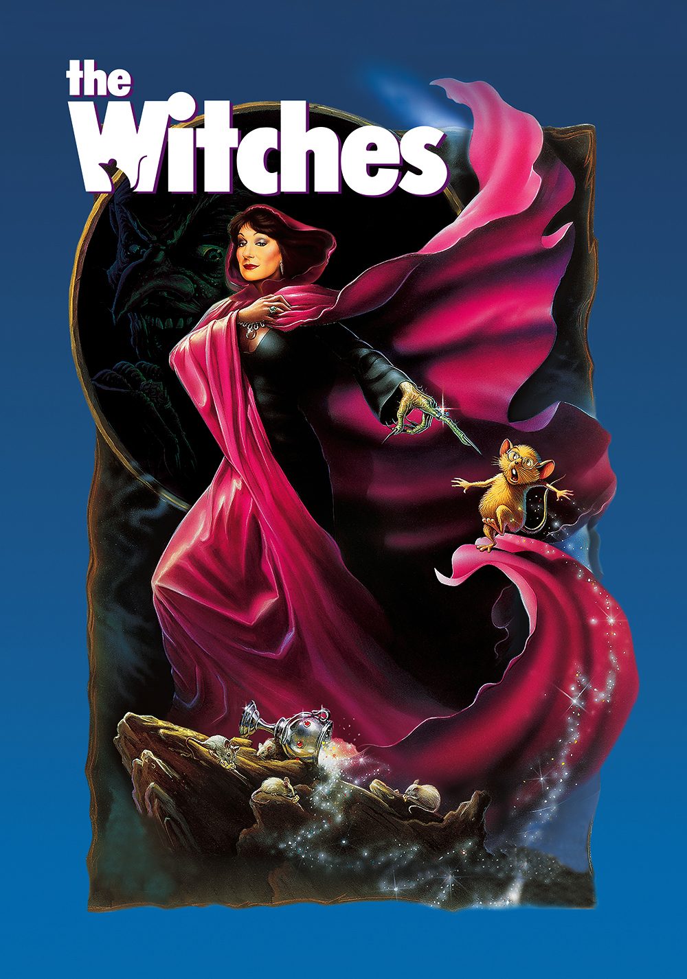 The Witches [1990] [DVDR] [NTSC] [Subtitulado]