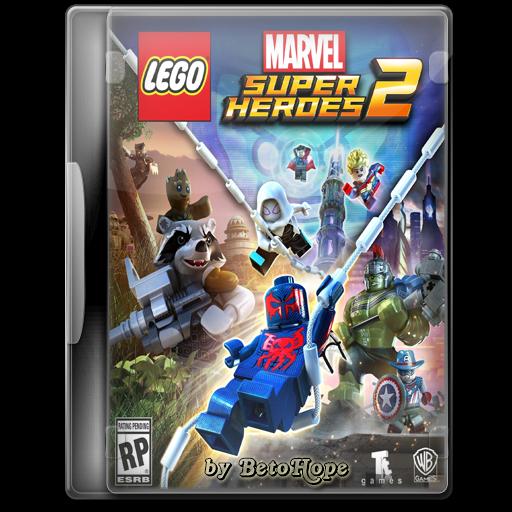 LEGO Marvel Super Heroes 2 Full Español