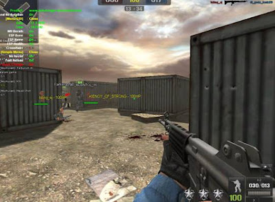 Cheat Point Blank Pekalongan
