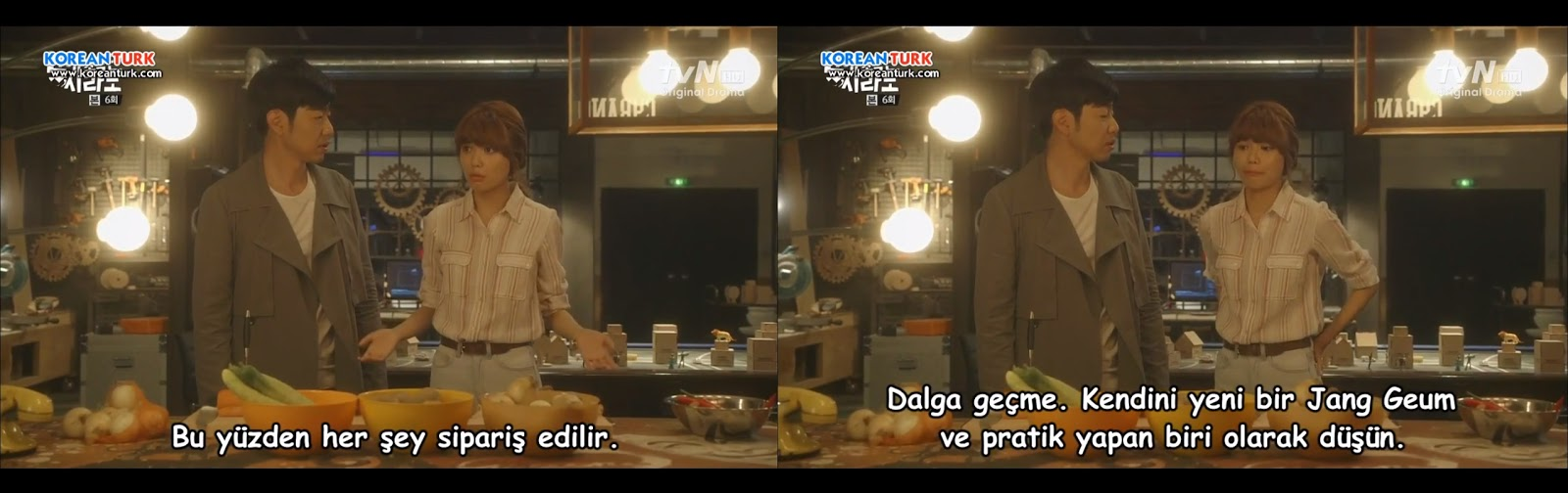 Flower Boy dating Bureau 1 bölüm yeppudaa