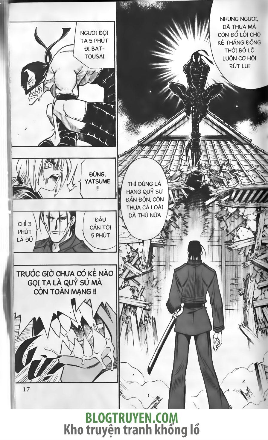 Rurouni Kenshin chap 197 trang 16