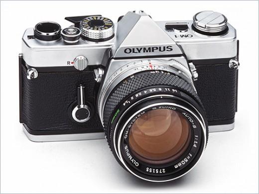 Olympus OM-1 (1973)