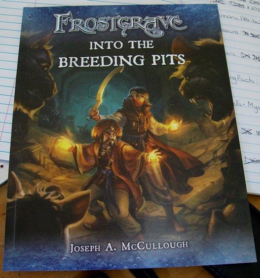 Frostgrave: Into the Breeding Pits (Jul 2016) Breeding%2BPits3