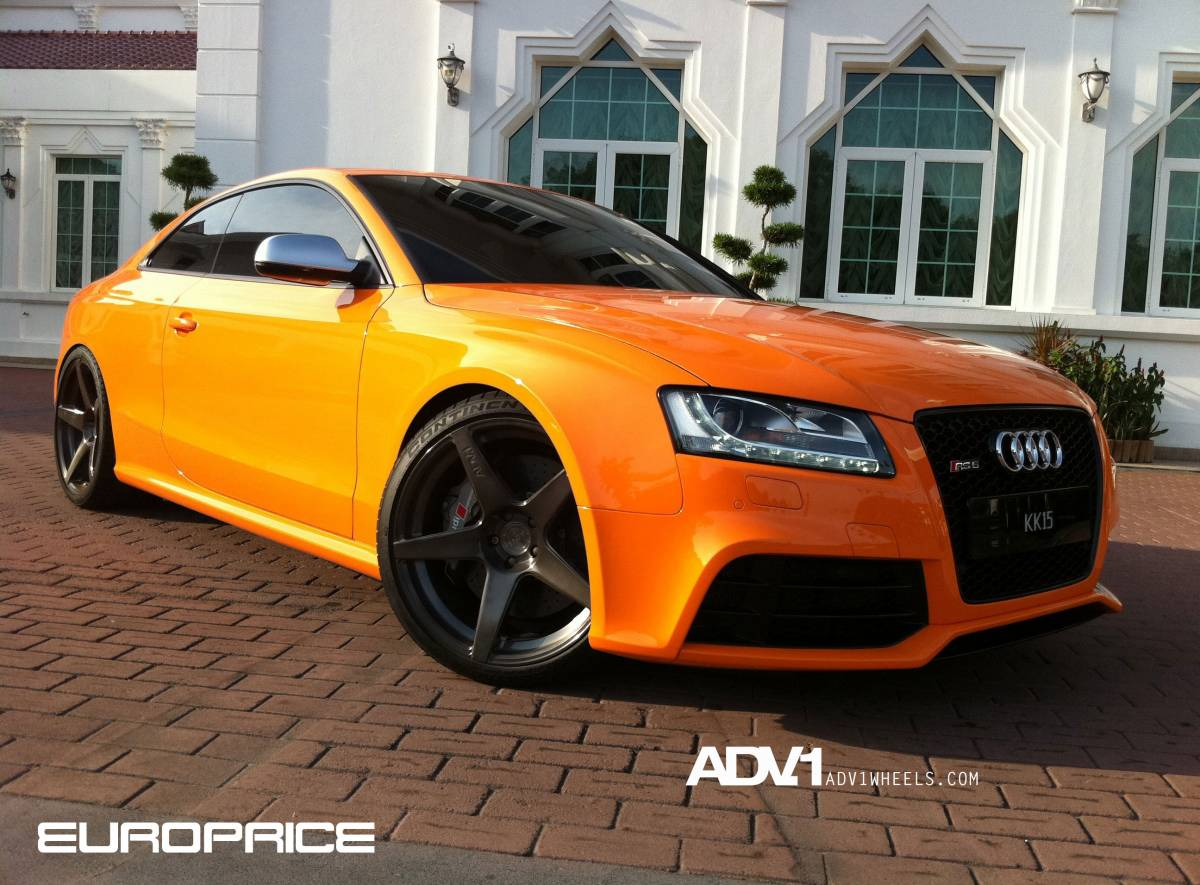 Audi Rs5 Sport Cars