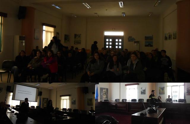 Φιλιάτες: Με επιτυχία η ημερίδα, Επαγγελματικού Προσανατολισμού για τα επαγγέλματα του Λιμενικού και του Πυροσβέστη