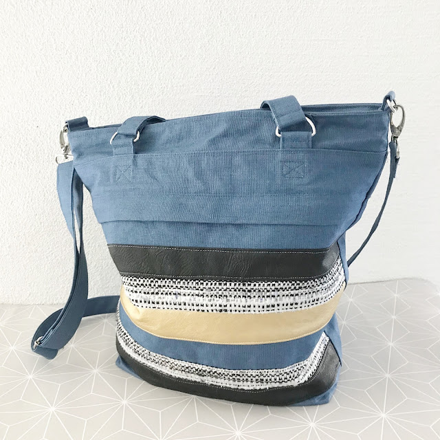 mit Strich und Faden: Geschenk für mich |Multibag Tasche