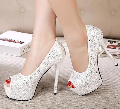 chaussure de mariée confortable 2016