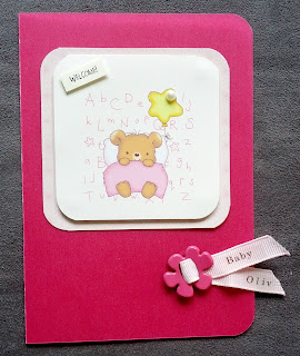 nice babycard