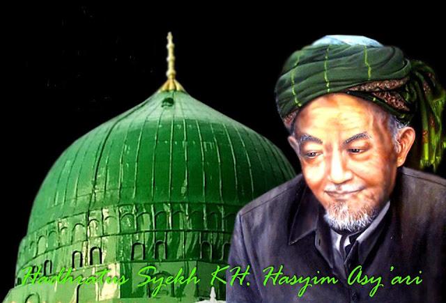 Ternyata, K.H. Hasyim Asy'ari Tegas Dalam Ber-Agama
