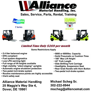 Alliance Material Handling, Inc.