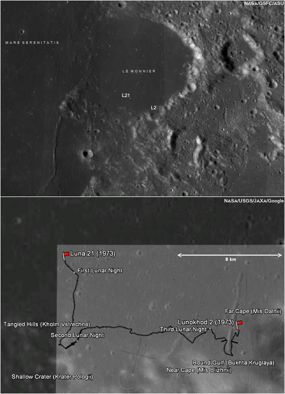 luna lunokhod 9 - photo #22
