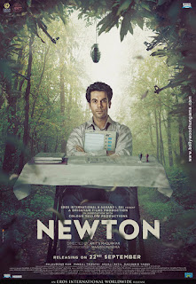 Newton (2017) Movie Poster