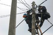 Sudah 27 Jam Lampu Padam Di Selayar, PLN Terus Perbaiki Jaringan Rusak
