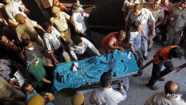 Gadis Diperkosa Sebelum Dibunuh & Dibakar Di India