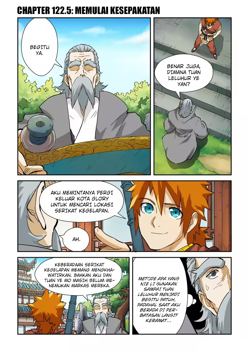 Tales of Demons and Gods Chapter 122.5