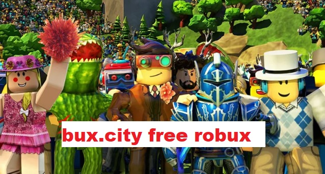 How to use bux city to get Free Robux on Roblox - SukadiriNews