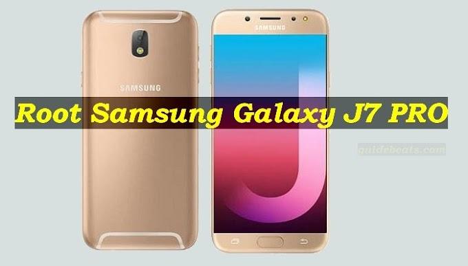 Chia sẻ Root Samsung Galaxy J7 PRO SM J730G/DS [2017] Ok