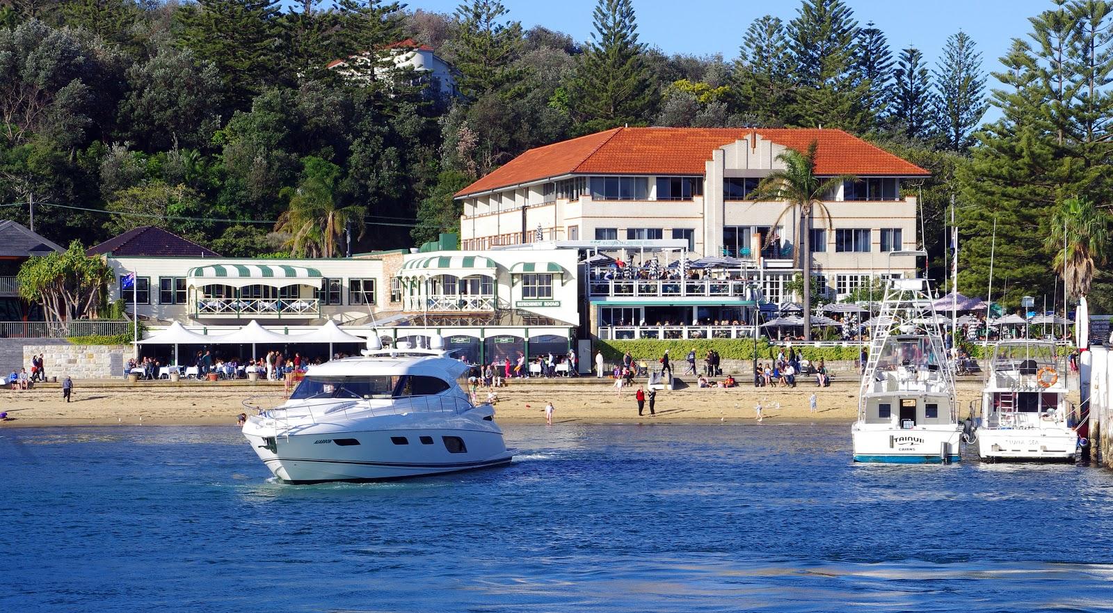 Watsons bay luxury hotel
