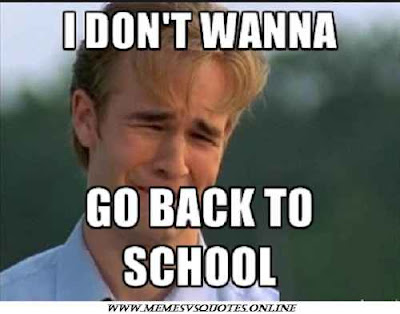 Go Back To School